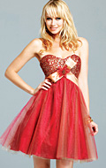 Mermaid Prom Dresses 2011